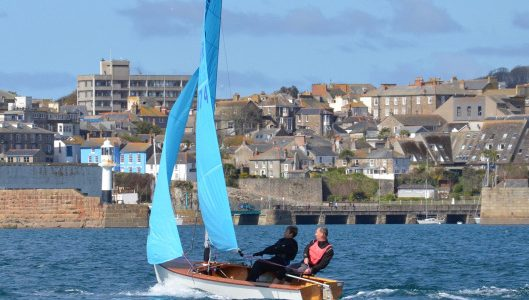 Cruiser and dinghy results – 4 July
