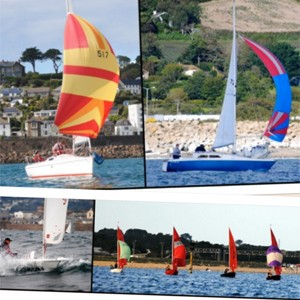 Dinghy and cruiser results – 9 May