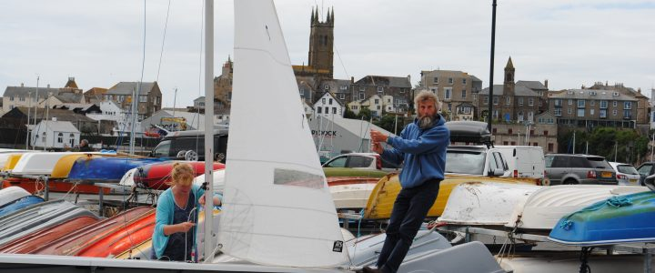 Regatta Photographs – before the racing and the evening celebrations!