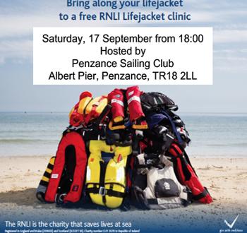 Lifejacket Clinic Poster copy