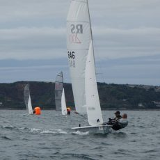 Penzance Sailing Club represented at RS200 National Championships!