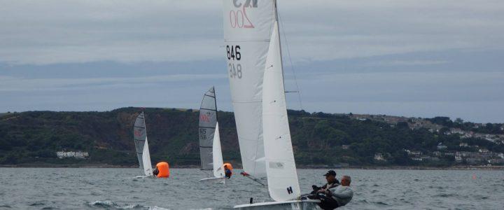 Penzance Sailing Club represented at RS200 National Championships!