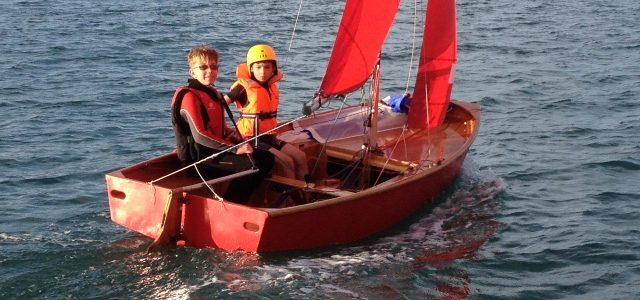 Take a Friend Sailing!