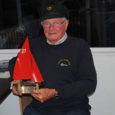 Well deserved recognition for Penzance Sailing Club member Adrian Symons